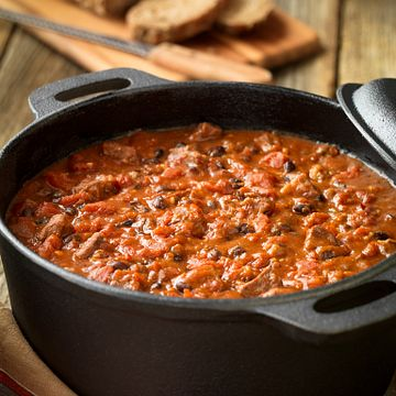 Smoky Chipotle Chili