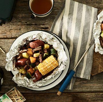 Easy Campfire Recipes
