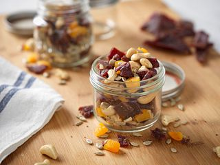 Beef Jerky Trail Mix