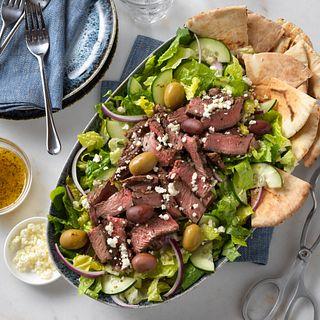 Greek Beef Salad
