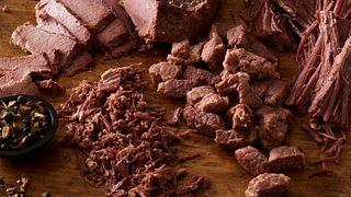Corned Beef Preparation
