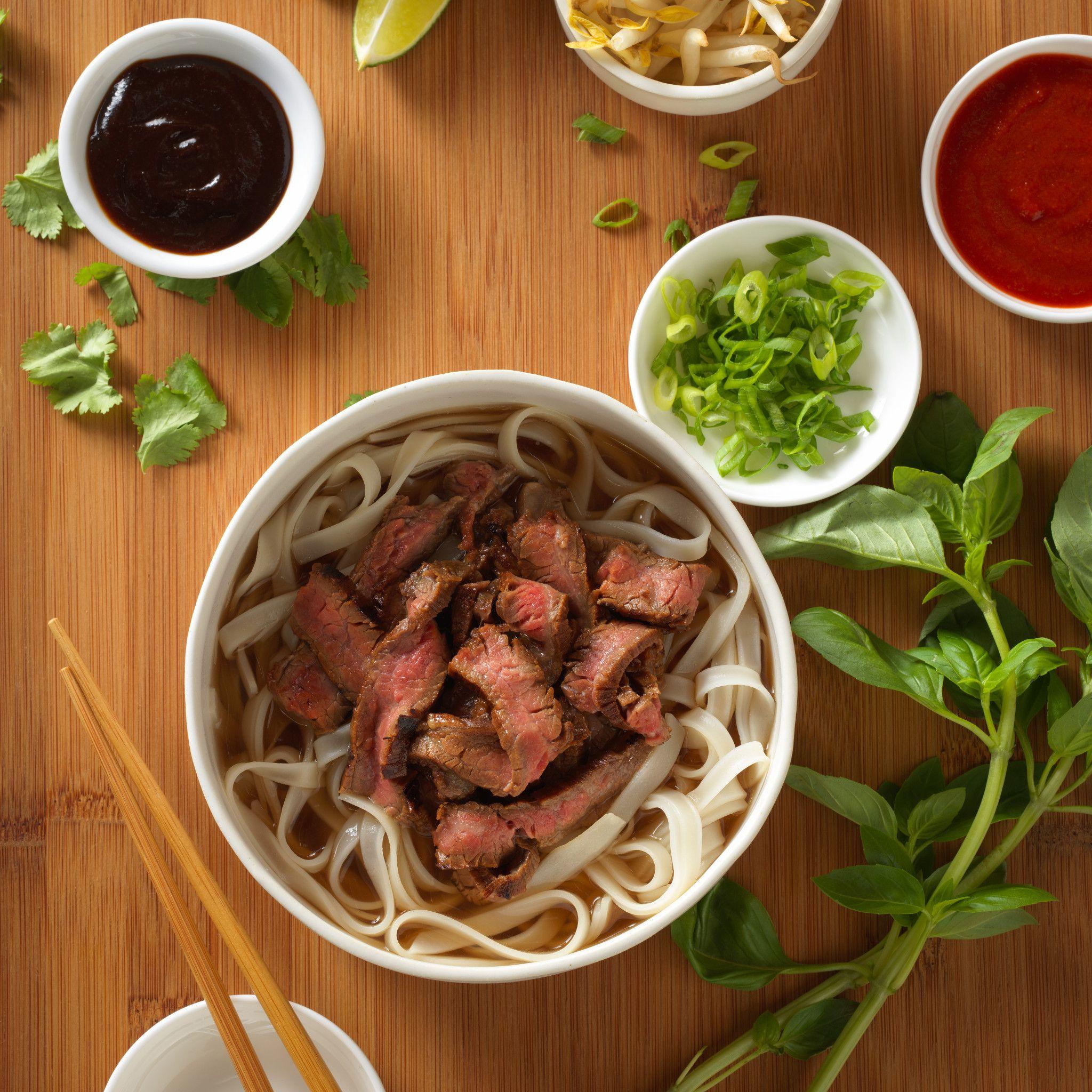 Pho Vietnamese Beef Noodle Soup
