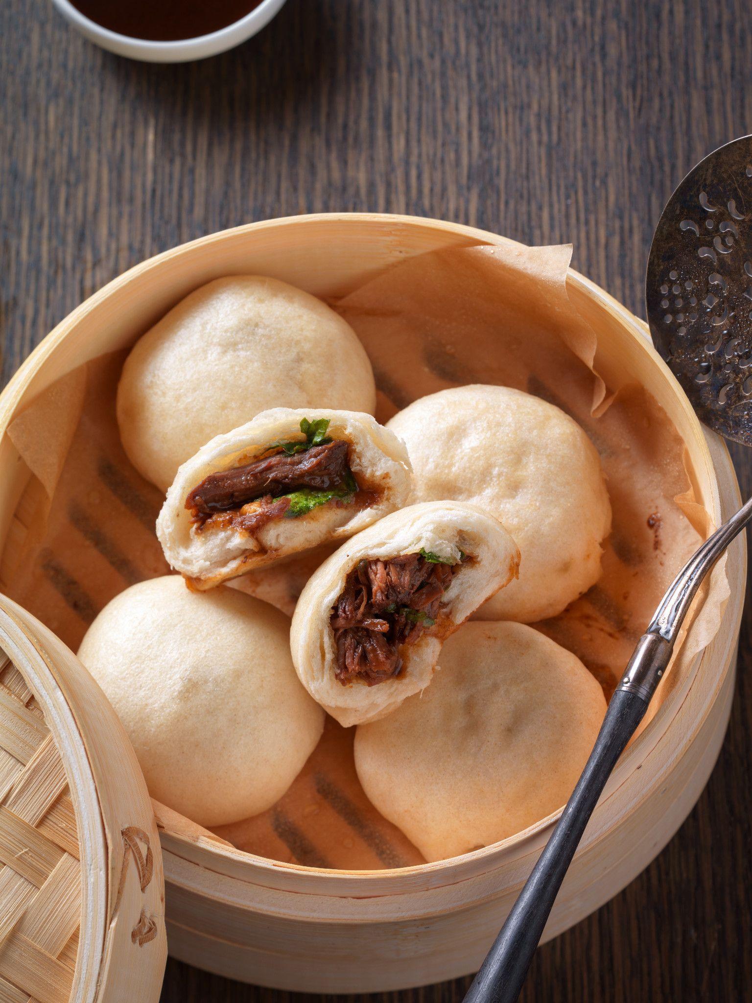 Bao Beef Buns