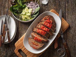 Rancher Recipe Summertime Beef Meatloaf