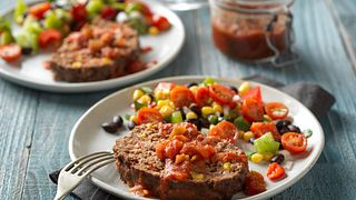 Southwest Meatloaf
