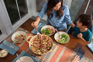Family Dinner 2625