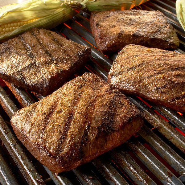 flat-iron-steaks-with-grilled-corn-and-cumin-lime-butter-square