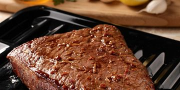 Ginger-Soy Marinated Steak