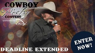 Cowboy Poetry Contest
