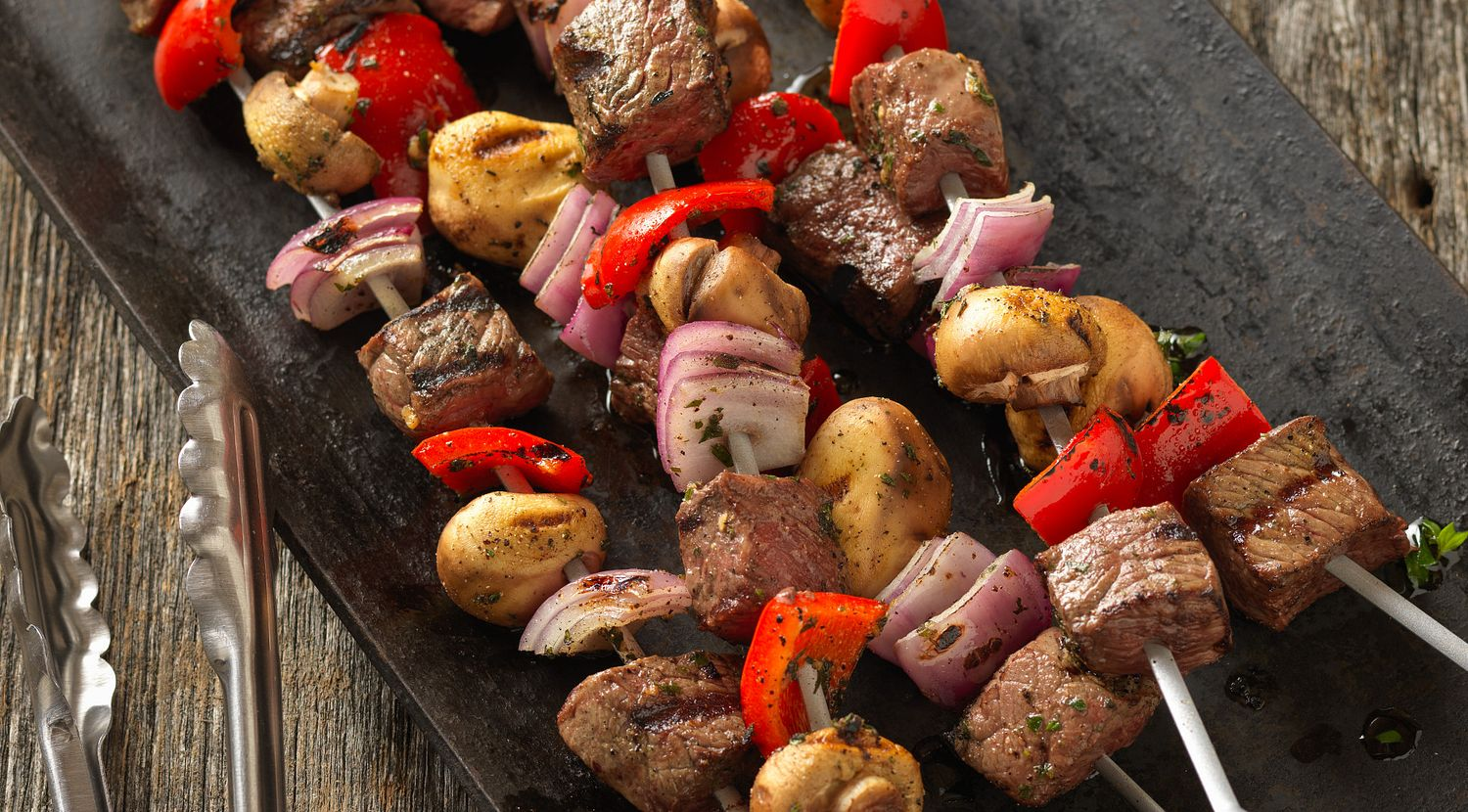 Classic Beef Kabobs