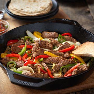 Samba Steak Stir-Fry