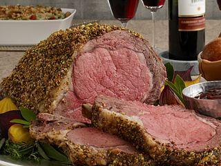 Crusted Roast