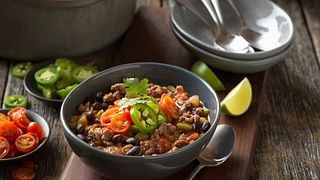 Beef and Brew Chili