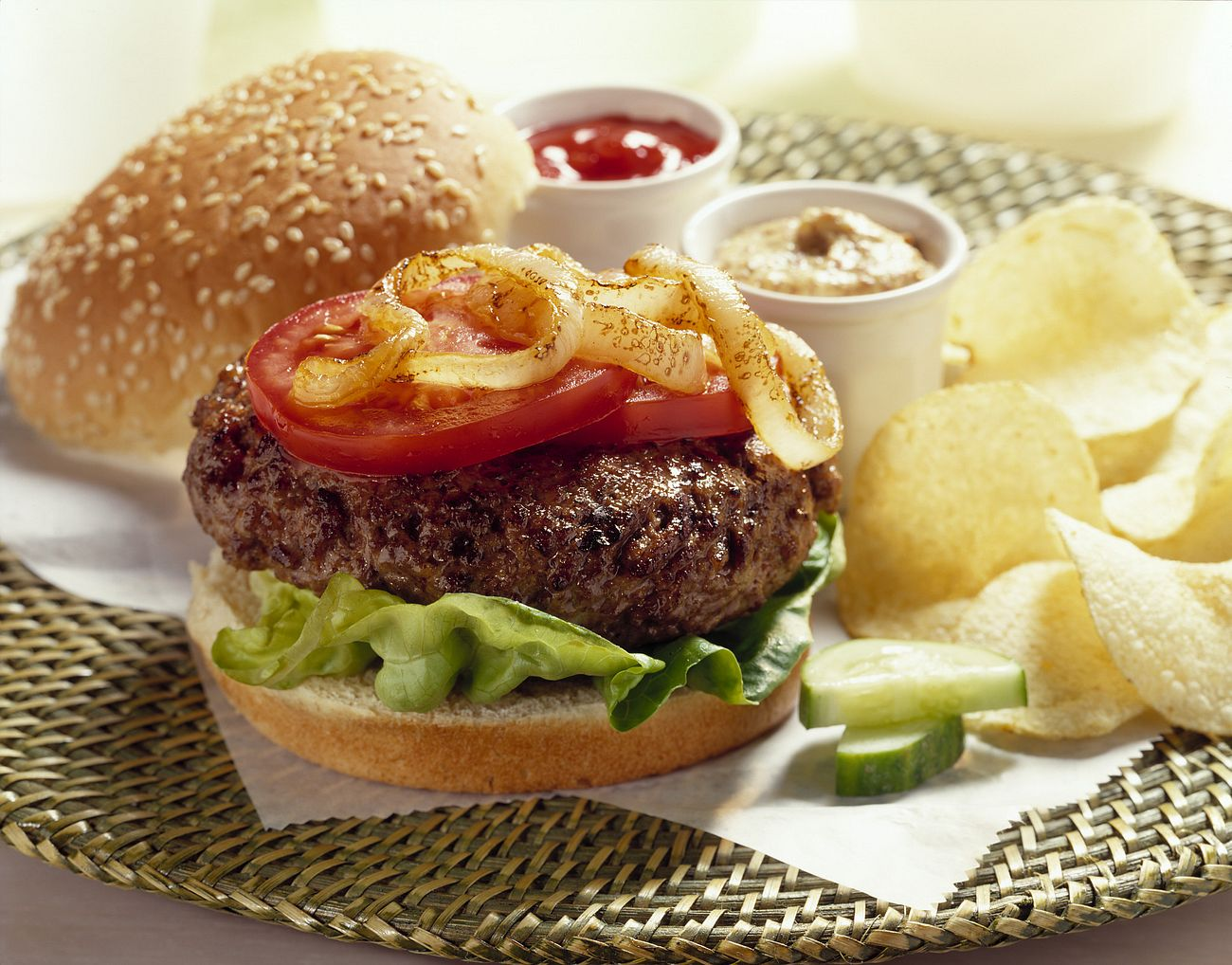 burgers-with-grilled-onions-horizontal