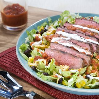 Top Round Ranch Salad