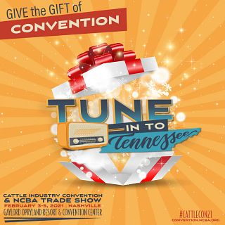 Gift of Convention Christmas Social Size