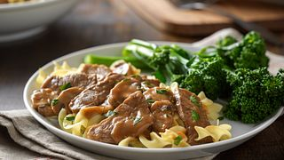 Beef Stroganoff Pasta Recipes