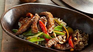 Szechuan Beef Stir-Fry