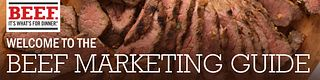 Beef Marketing Guide Header