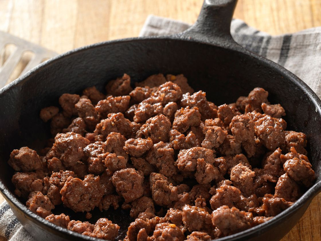 Basic Country Beef Breakfast Sausage