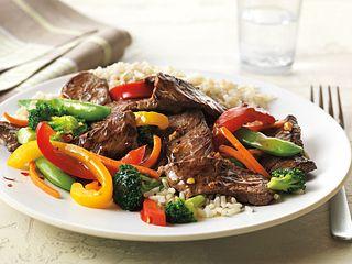 Asian Beef Stir Fry