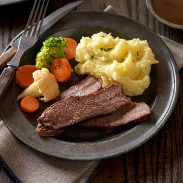 Simple Savory Beef Pot Roast