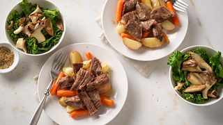 Lemon-Herb Beef Pot Roast