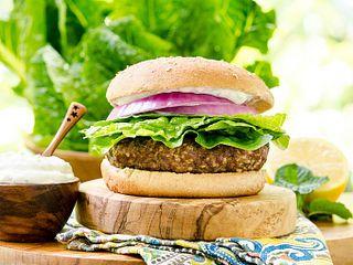 Turkish Beef Burger