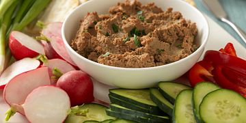 Classic Chopped Beef Liver