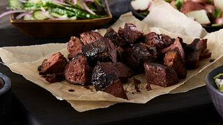 Corned Beef Burnt Ends