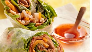 vietnamese-beef-vegetable-spring-rolls