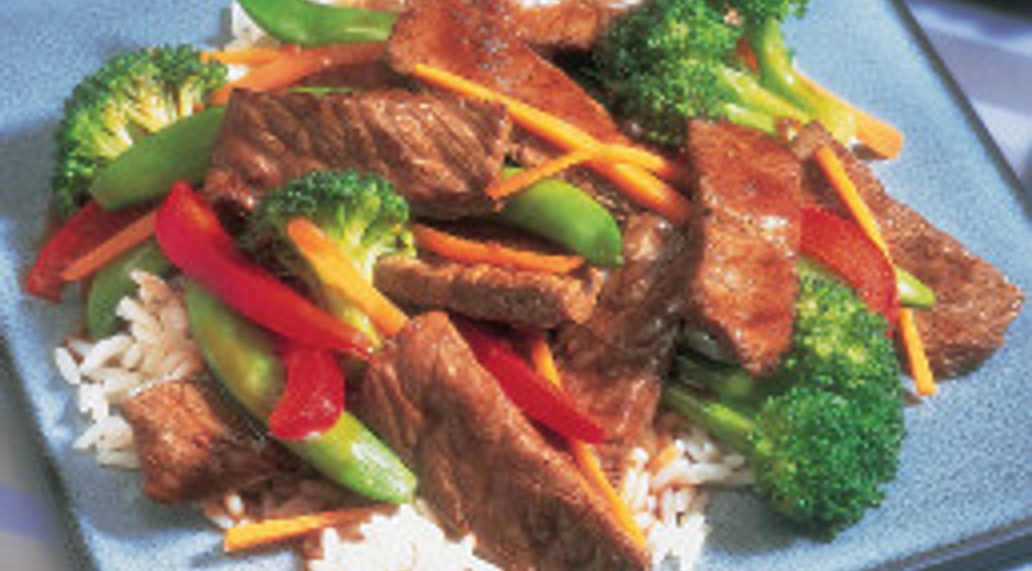 Sizzling Asian Stir-Fry