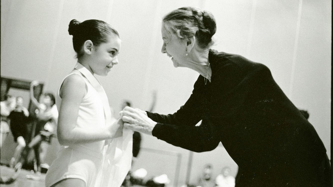 It is with great sadness that we share that Boston Ballet's beloved Sydney Leonard, who was instrumental in the founding of the School and Company, passed away on Jan 2 at the age of 100.
