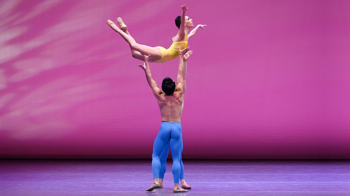 John Lam, Maria Alvarez, and Derek Dunn in Helen Pickett's Petal