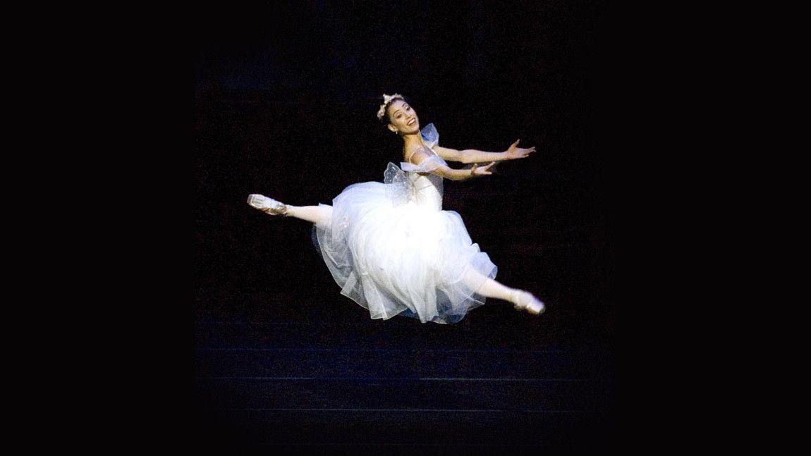 Erica Cornejo in La Slyphide by Gene Schiavone