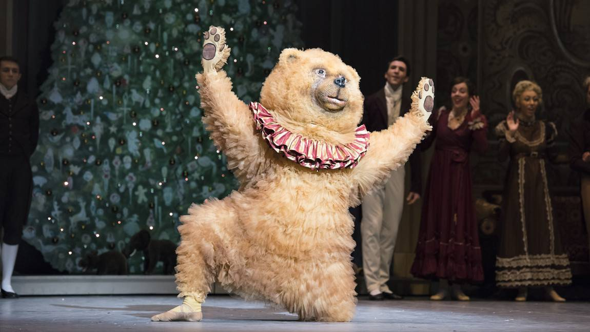 The Nutcracker Bear