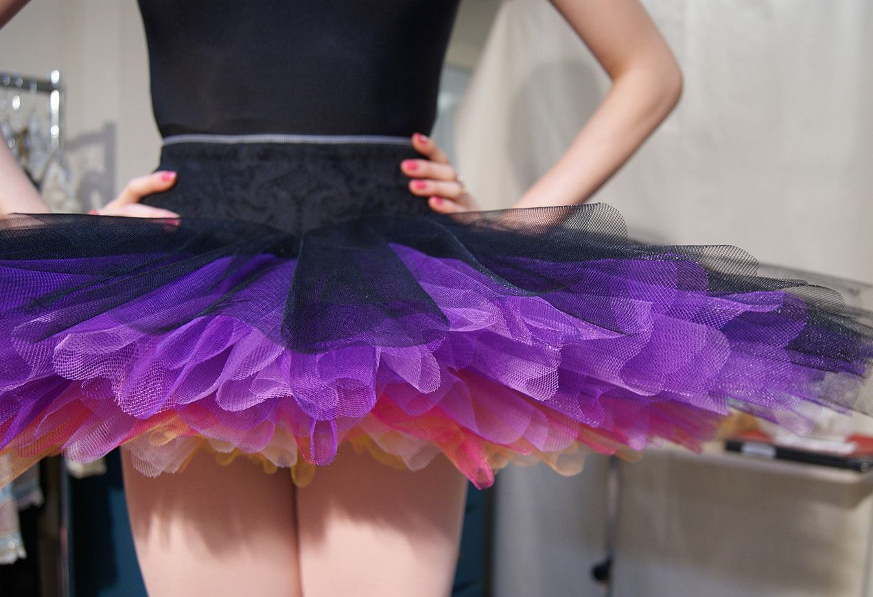 Sunset Tutu by Lauren Pajer
