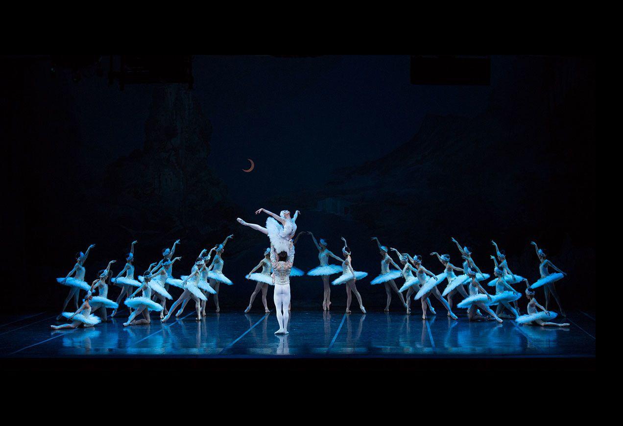 Boston Ballet in Mikko Nissinen's Swan Lake by Rosalie O'Connor
