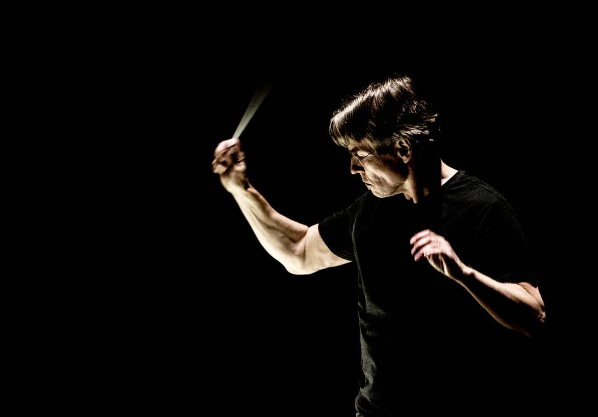Esa-Pekka Salonen by Minna Hatinen, Finnish National Opera and Ballet