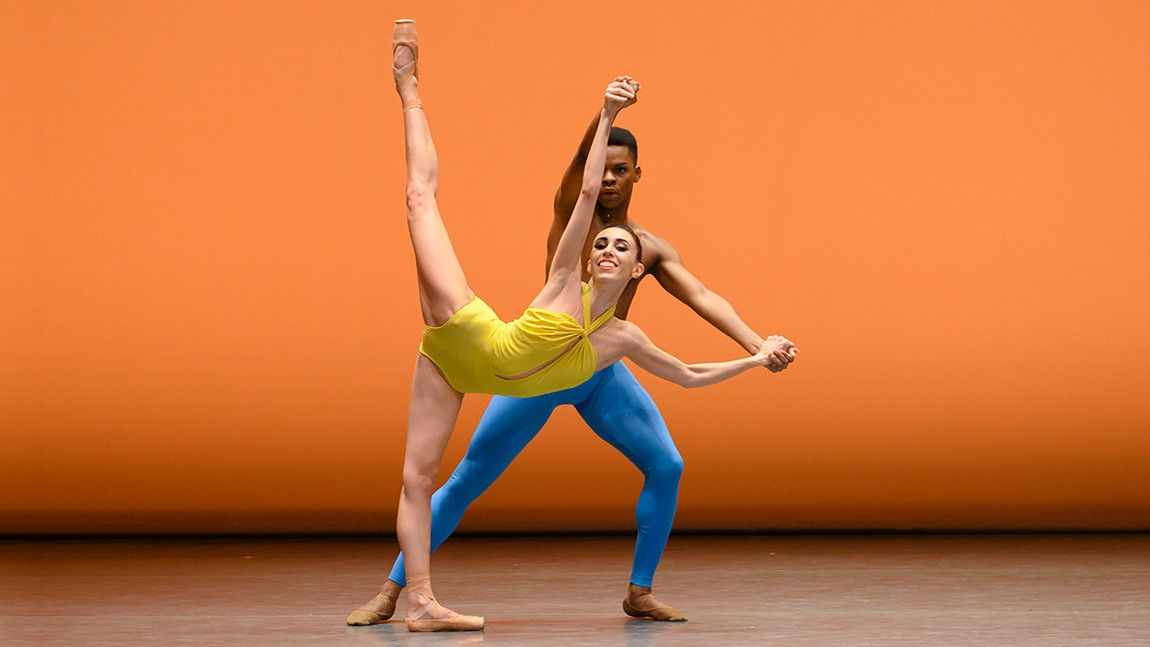 Daniel Durrett and Maria Alvarez in Helen Pickett's Petal