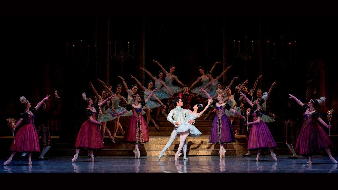 Boston Ballet in Sir Frederick Ashton's Cinderella