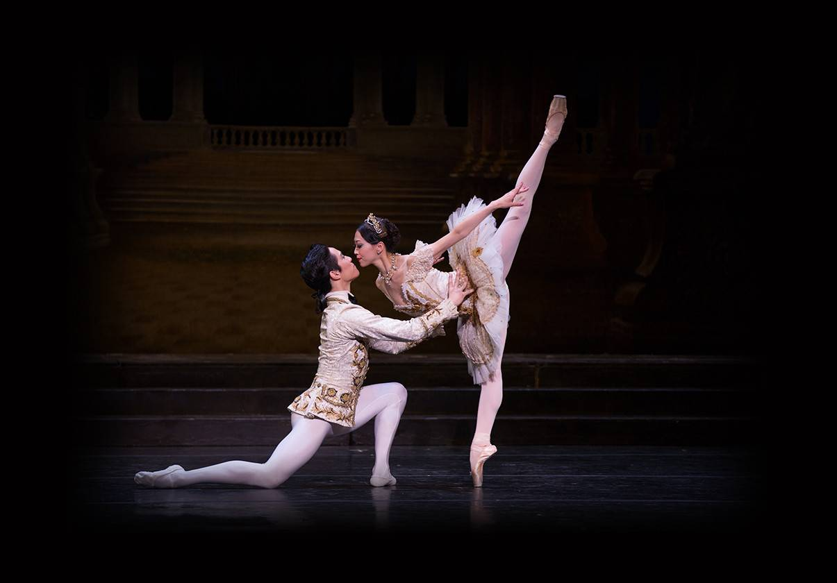 Misa Kuranaga and Jeffrey Cirio, Sleeping Beauty Wedding Pas de Deux.