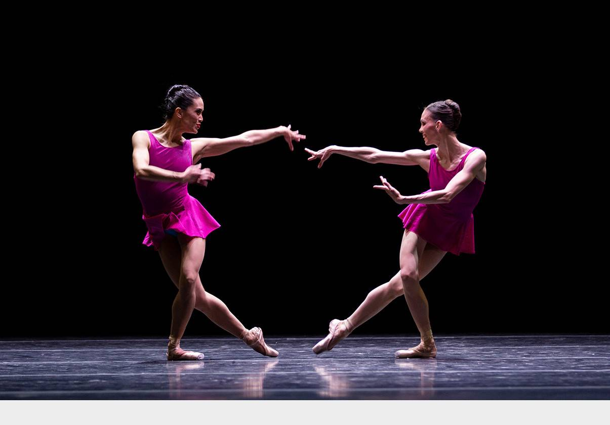 Lia Cirio and Viktorina Kapitonova in Forsythe's Playlist (EP) by Angela Sterling