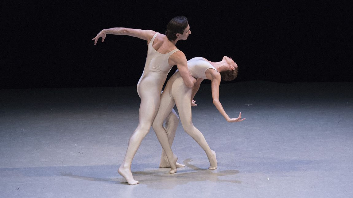Eris Nezha and Maria Alvarez in Leonid Yakobson's Rodin