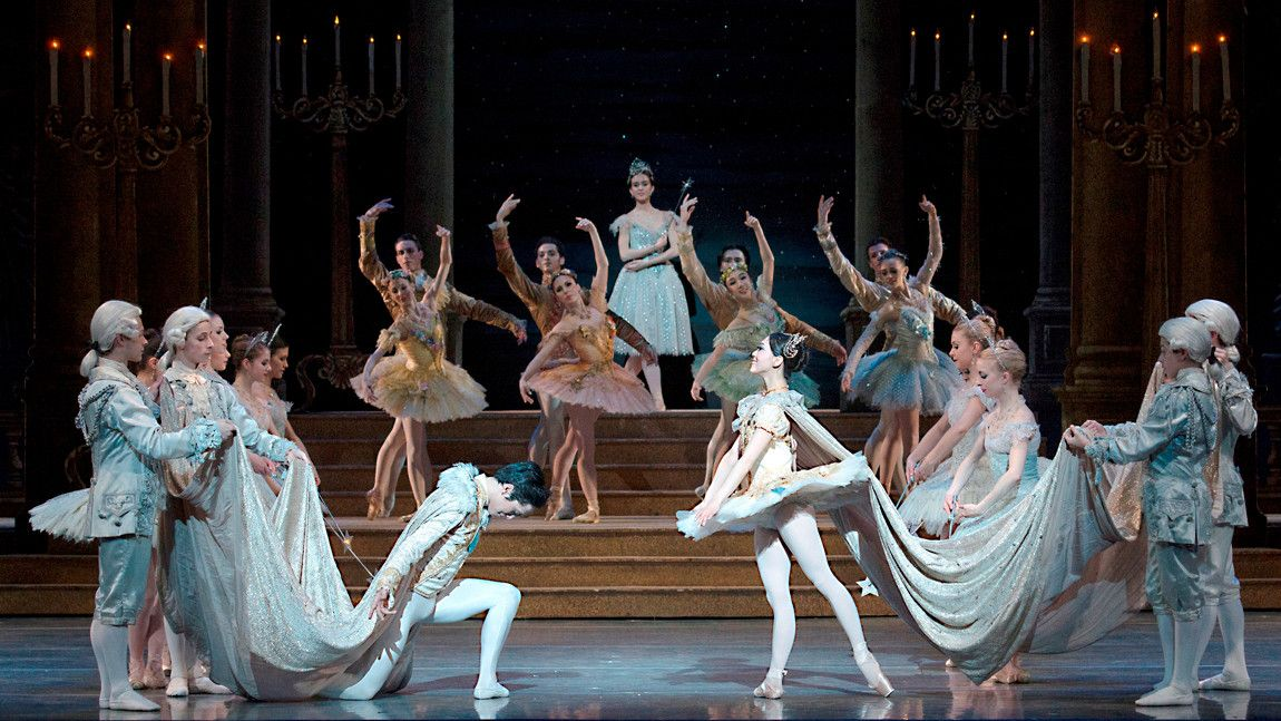 Boston Ballet in Sir Frederick Ashton's Cinderella