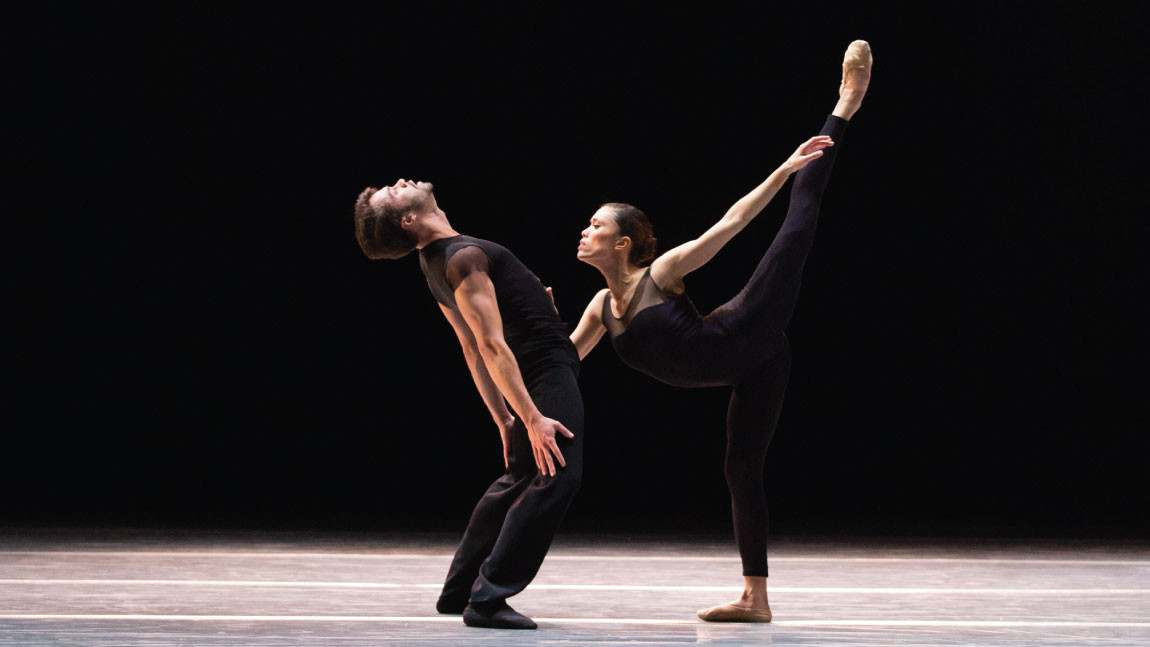 Lia Cirio and Paulo Arrais in Wings of Wax by Rosalie O'Connor