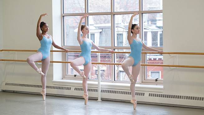 Boston Ballet School sponsorship opportunities