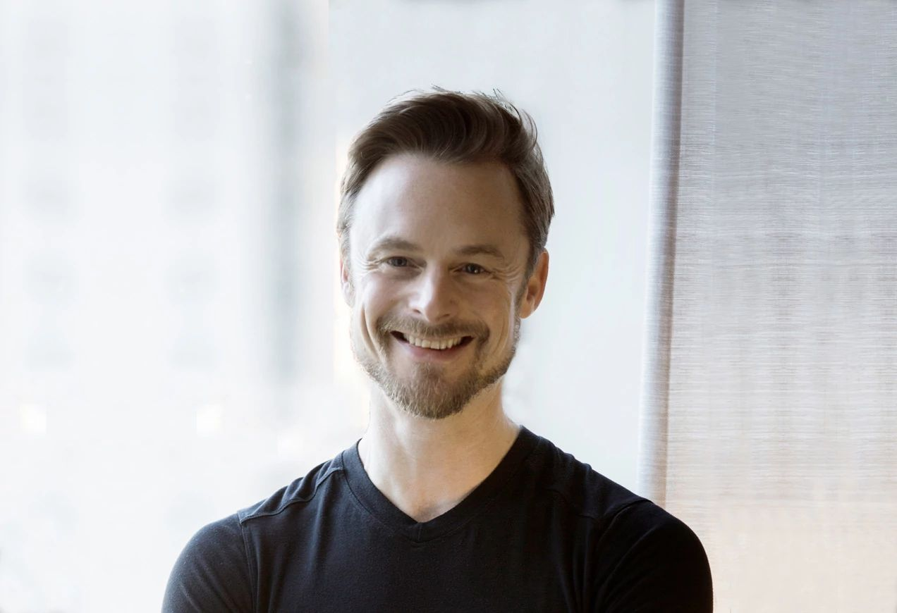 Christopher Wheeldon by Angela Sterling