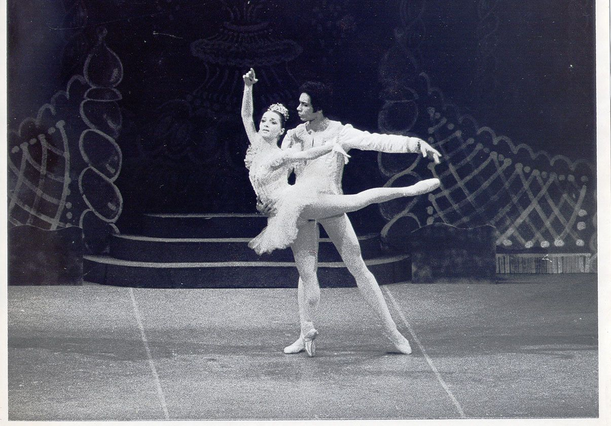Edra Toth & Tony Williams in The Nutcracker