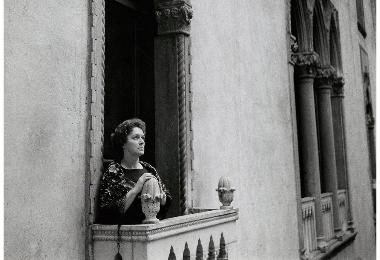 E. Virginia Williams' portrait at Isabella Steward Gardner Museum